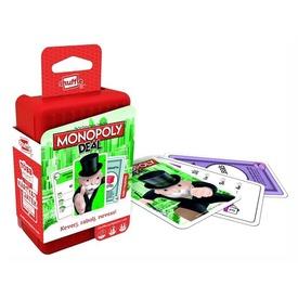 Monopoly Deal - Keverj rabolj nevess útijáték