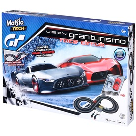 Maisto Tech 1 /43 Vision GT verseny autópálya