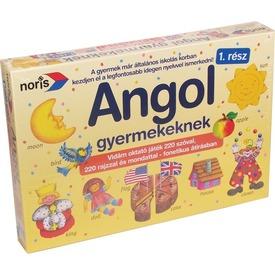 Angol nyelvű társasjáték gyerekeknek 1. rész Itt egy ajánlat található, a bővebben gombra kattintva, további információkat talál a termékről.
