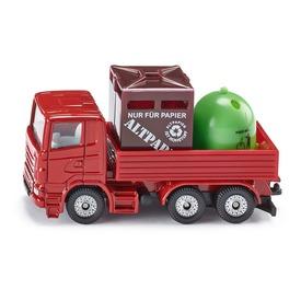 Siku Scania szelektív kukásautó 1:87 - 0828