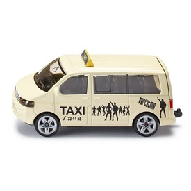 SIKU Volkswagen Transporter taxi busz 1:55 - 1360