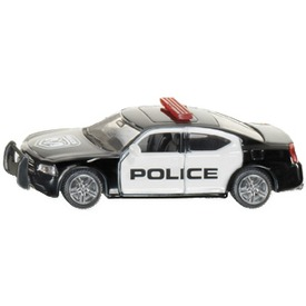 SIKU Dodge rendőrautó 1:87 - 1404