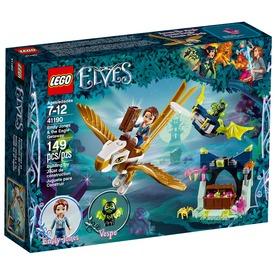 LEGO Elves 41190 Emily Jones szökése a sassal Itt egy ajánlat található, a bővebben gombra kattintva, további információkat talál a termékről.