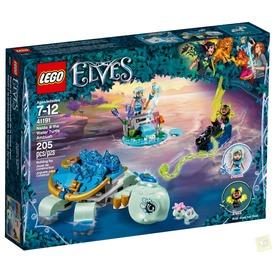 LEGO Elves 41191 Naida és a teknős támadása Itt egy ajánlat található, a bővebben gombra kattintva, további információkat talál a termékről.