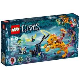 LEGO Elves 41192 Azari és a tűzoroszlán elfogása