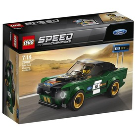 LEGO® Speed Champions 1968 Ford Mustang 75884