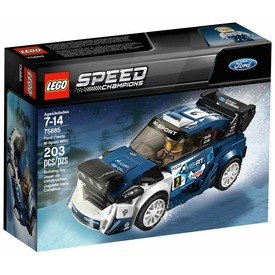 LEGO® Speed Champions Ford Fiesta M-Sport 75885