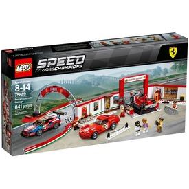 LEGO® Speed Champions Ferrari garázs 75889