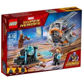 LEGO® Super Heroes Thor fegyvert keres 76102