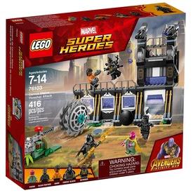 LEGO® Super Heroes Corvus Glaive támadása 76103