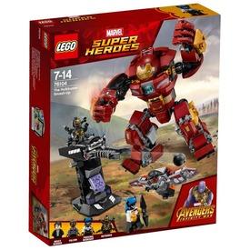 LEGO® Super Heroes Bosszúállók jó fiúk 76104