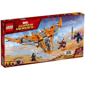 LEGO Super Heroes 76107 CONF Avengers Good Guy Flyer