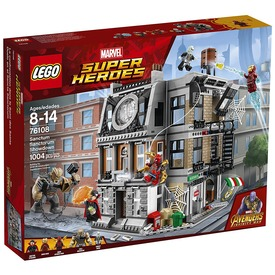 LEGO Super Heroes 76108 CONF Avengers Face Off