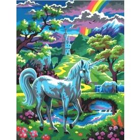 Festhető kép-Unicorn
