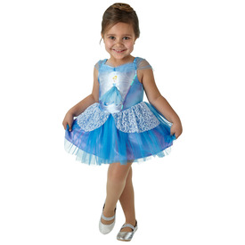 Hamupipőke balerina jelmez - 104 cm