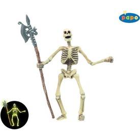 Papo sötétben világító csontváz 38908