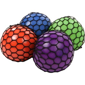 Slime labda - 7 cm, többféle