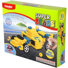 Super Beads 3D autó gyöngykészlet