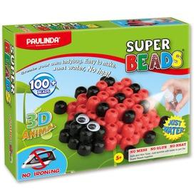 Super Beads 3D katicabogár gyöngykészlet