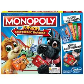 Monopoly Junior bankkártyás társasjáték Itt egy ajánlat található, a bővebben gombra kattintva, további információkat talál a termékről.