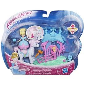 Disney hercegnők táncoló készlet - 7 cm, többféle