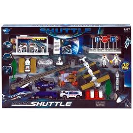 Űrhajós játék 30 darabos készlet - 1:87 Itt egy ajánlat található, a bővebben gombra kattintva, további információkat talál a termékről.