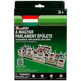 Magyar Parlament épülete 61 darabos 3D puzzle Itt egy ajánlat található, a bővebben gombra kattintva, további információkat talál a termékről.