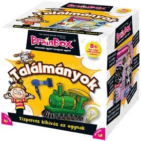 BrainBox - Találmányok társasjáték Itt egy ajánlat található, a bővebben gombra kattintva, további információkat talál a termékről.