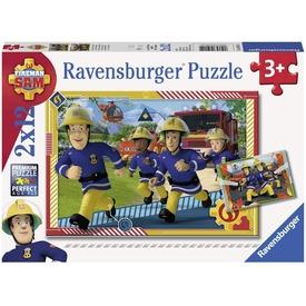 Puzzle 2x12 db - Sam és a csapat