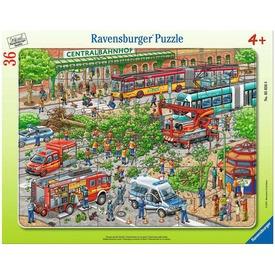 Puzzle 36 db - Utcai forgalom