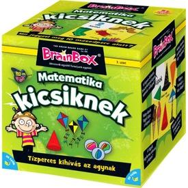 BrainBox - Matematika kicsiknek társasjáték Itt egy ajánlat található, a bővebben gombra kattintva, további információkat talál a termékről.