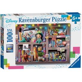 Puzzle 100 db - Disney vegyes