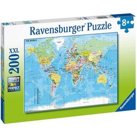 Puzzle 200 db - A világ