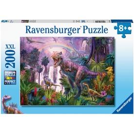 Puzzle 200 db - Dínóland
