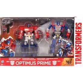 Transformers evolúció 2 darabos akciófigura - Optimus Prime Itt egy ajánlat található, a bővebben gombra kattintva, további információkat talál a termékről.