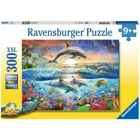 Puzzle 300 db - Delfin paradicsom