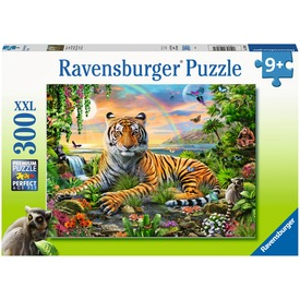 Puzzle 300 db - A dzsungel ura