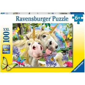 Puzzle 100 db - Ne aggódj, légy boldog!