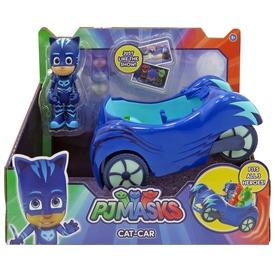 Pizsihősök autó figurával - 15 cm, többféle