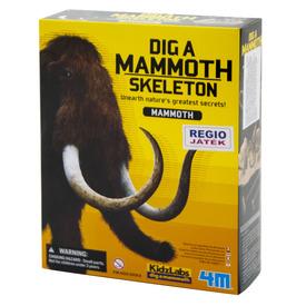 4M őslény régész készlet - mamut Itt egy ajánlat található, a bővebben gombra kattintva, további információkat talál a termékről.