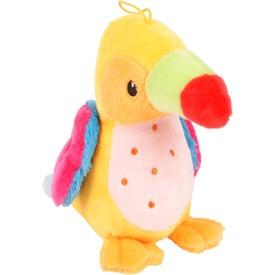 Papagáj plüssfigura hanggal - 23 cm, többféle Itt egy ajánlat található, a bővebben gombra kattintva, további információkat talál a termékről.