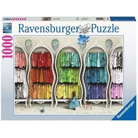 Puzzle 1000 db - Divatszakértő
