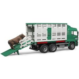 Bruder MAN állatszállító teherautó  Itt egy ajánlat található, a bővebben gombra kattintva, további információkat talál a termékről.