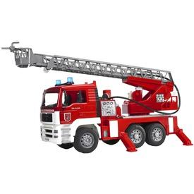 Bruder MAN tűzoltó autó vízpumpával - 1:16