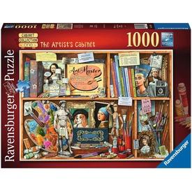 Puzzle 1000 db - A művész szekrénye