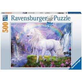 Puzzle 500 db - A szivárvány völgye