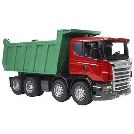 Bruder Scania R-szériás dömper  Itt egy ajánlat található, a bővebben gombra kattintva, további információkat talál a termékről.