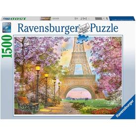 Puzzle 1500 db - Séta Párizsban