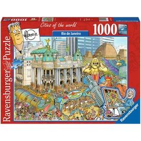 Puzzle 1000 db - Rio de Janeiro