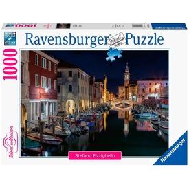 Puzzle 1000 db - Talent Collection Velence csatornái